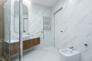 How to Effectively Clean Your Bathroom's Marble Floor – Crucial Reminders